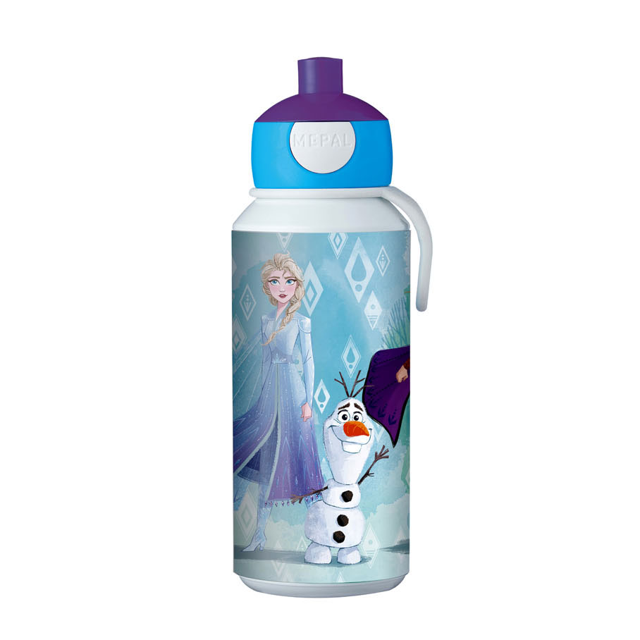Mepal Campus Drinkfles Pop-up - Disney Frozen 2