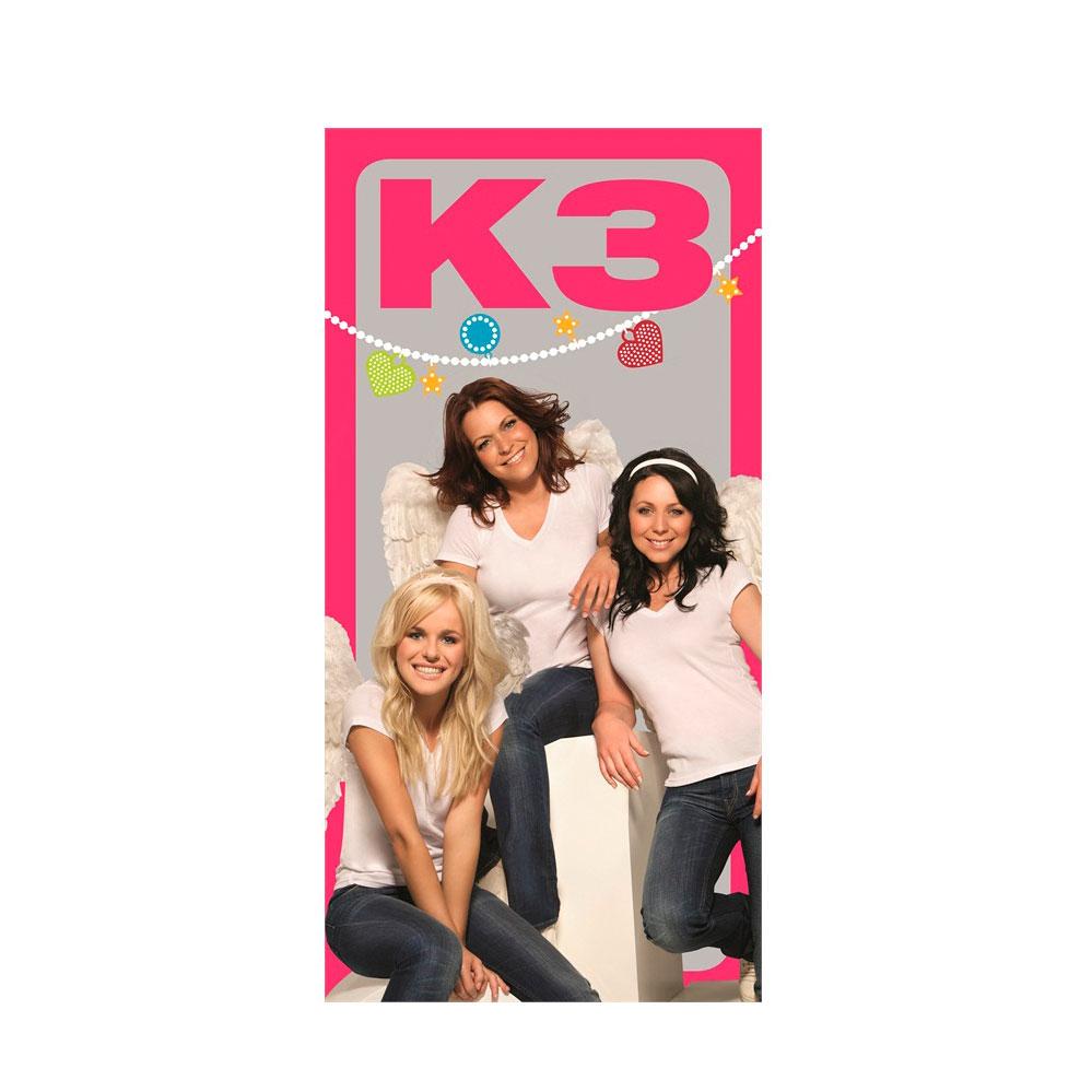 Muurstickers Kinderkamer K3.Badlaken K3 Online Kopen Lobbes Nl