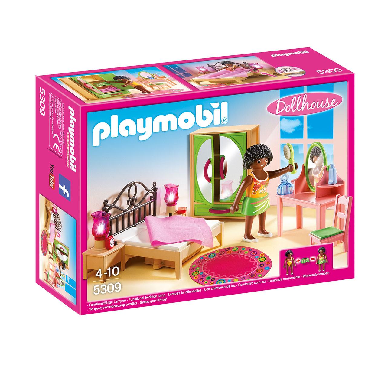 playmobil 5309 slaapkamer