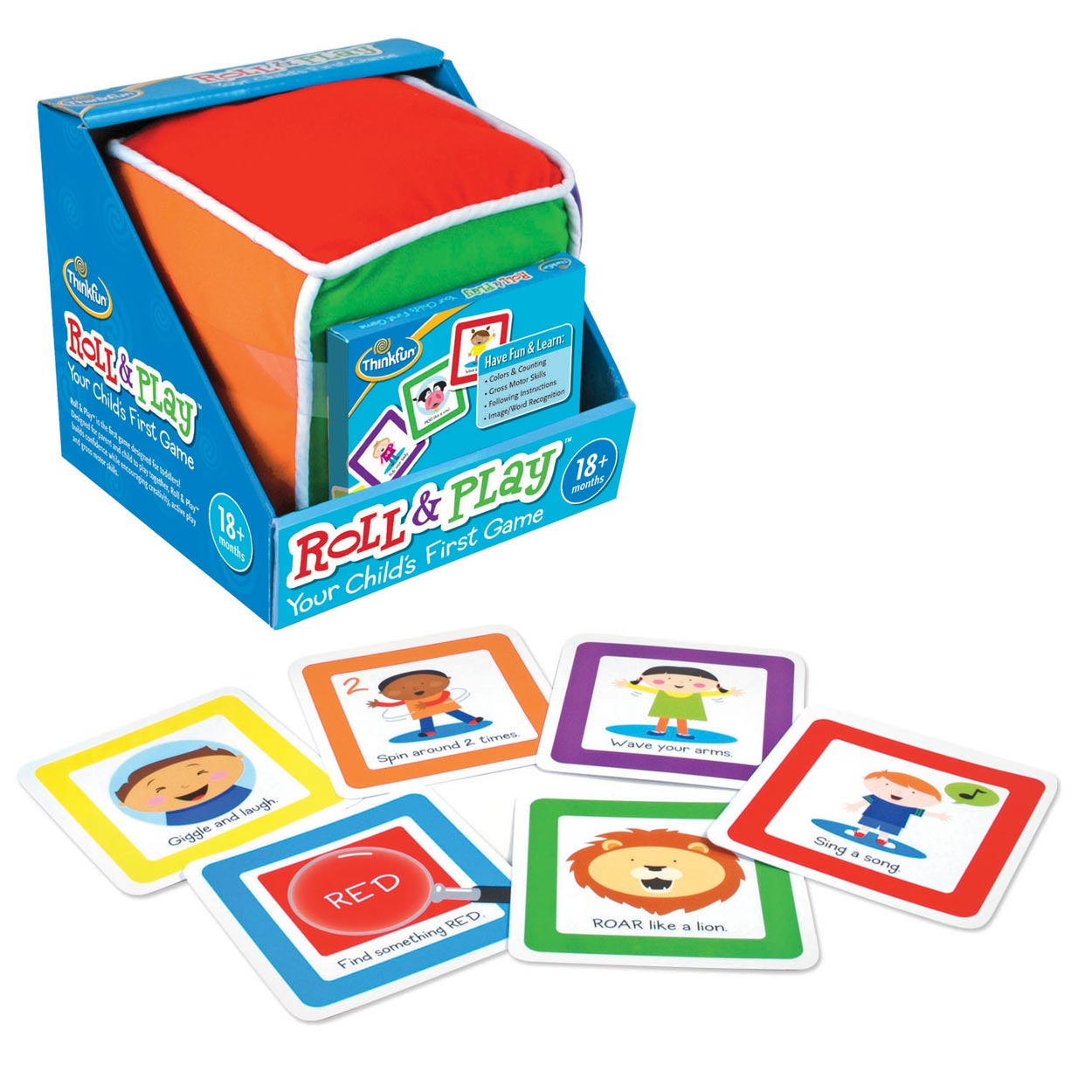 Thinkfun Roll & Play