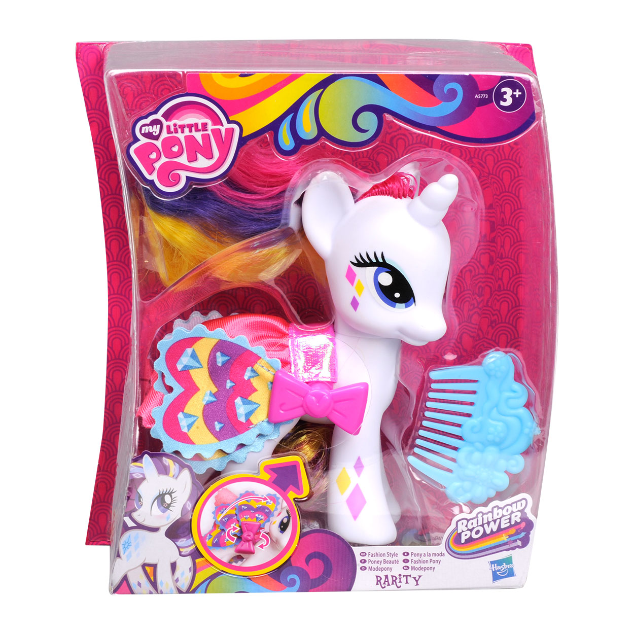 My Little Pony Fashion Ponies Rarity Online Kopen