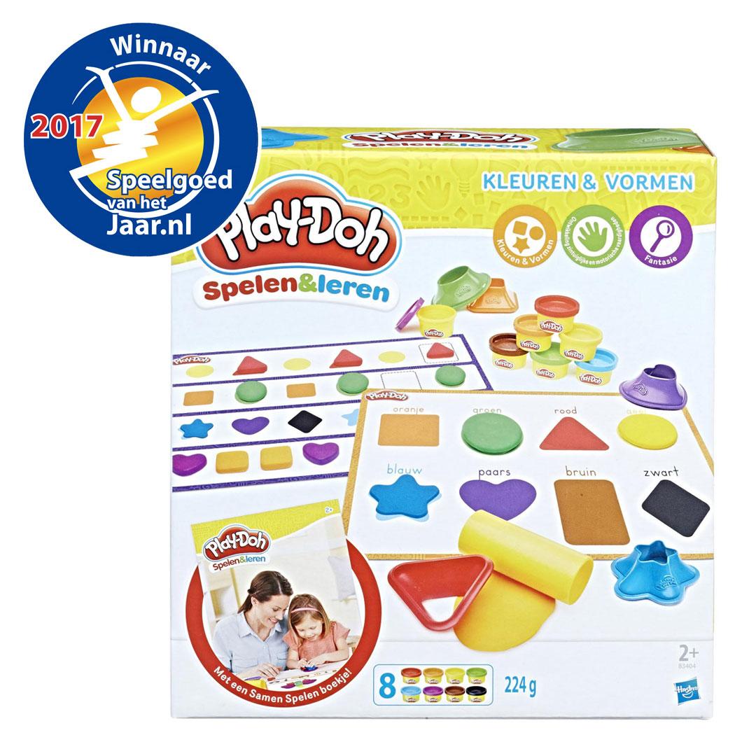8144ffa1a74 Play-Doh Kleuren en Vormen online kopen   Lobbes Speelgoed