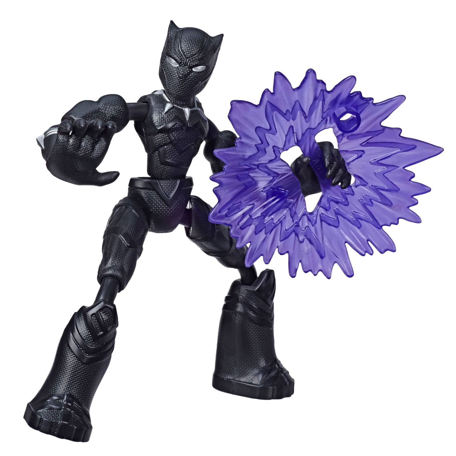 Flexibel Actiefiguur - Avengers Black Panther