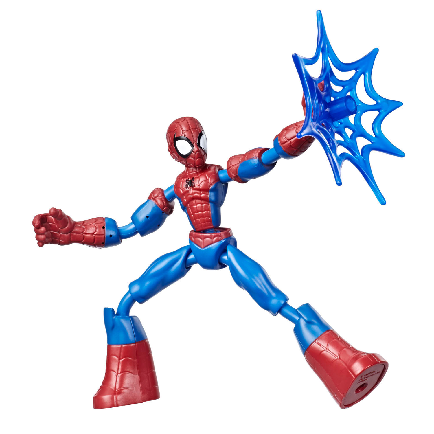 Flexibel Actiefiguur Avengers - Spiderman