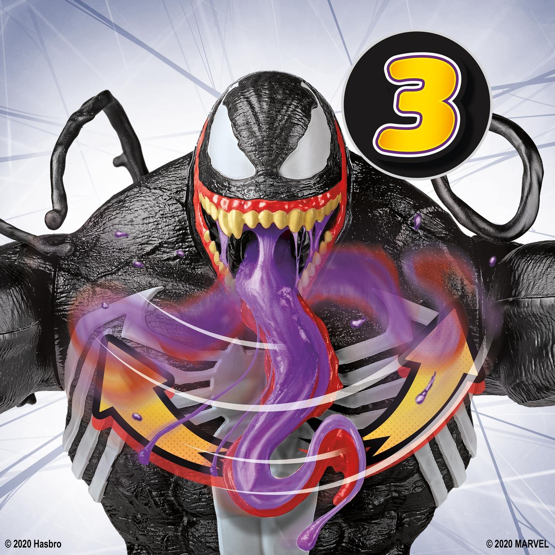 Spider Man Venom Ooze Actiefiguur online kopen | Lobbes