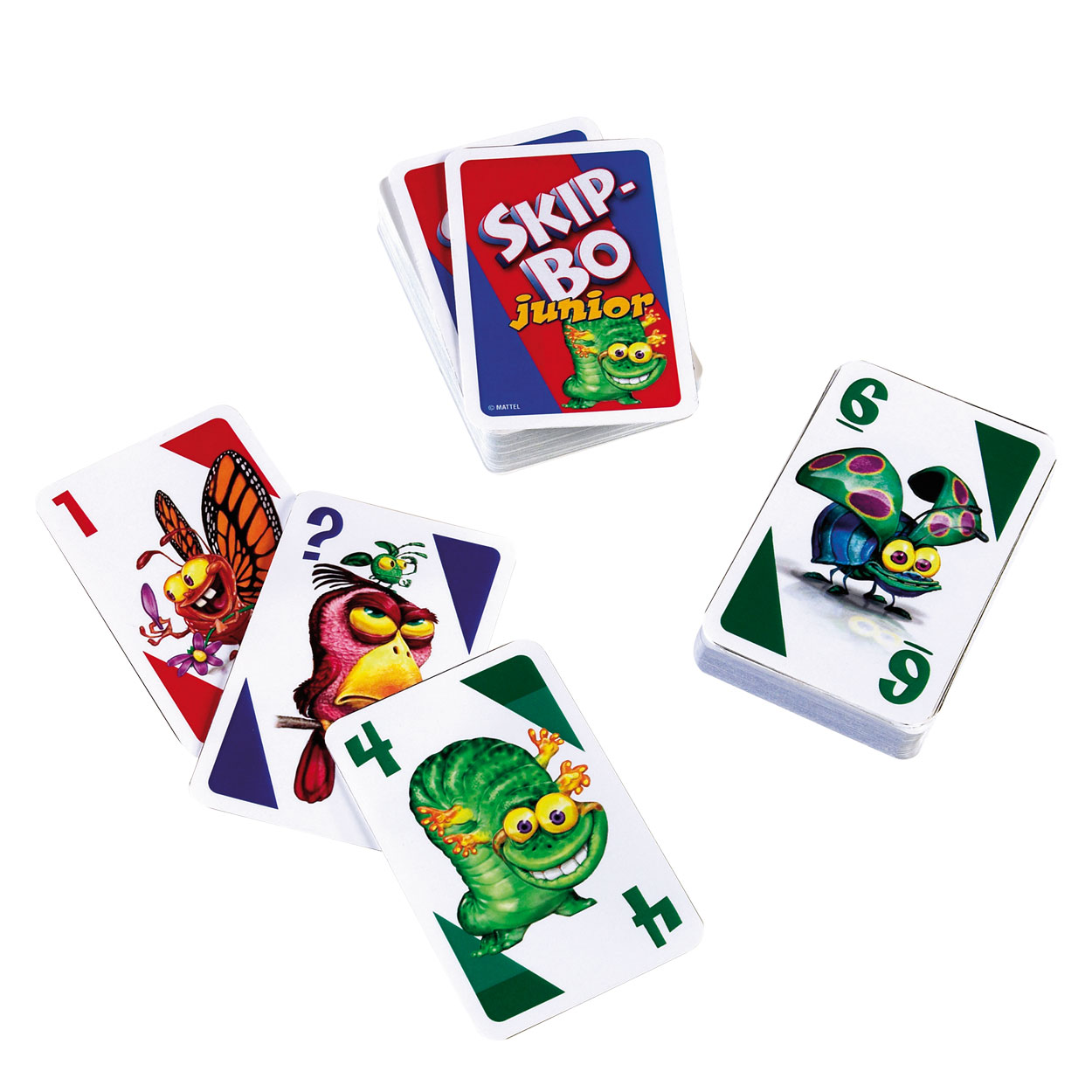how to start skip-bo junior