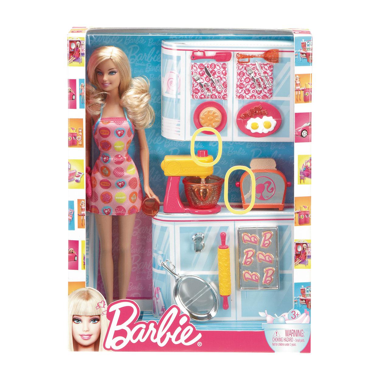 Keuken Accessoires Set : Barbie Keuken Accessoires Set Pictures