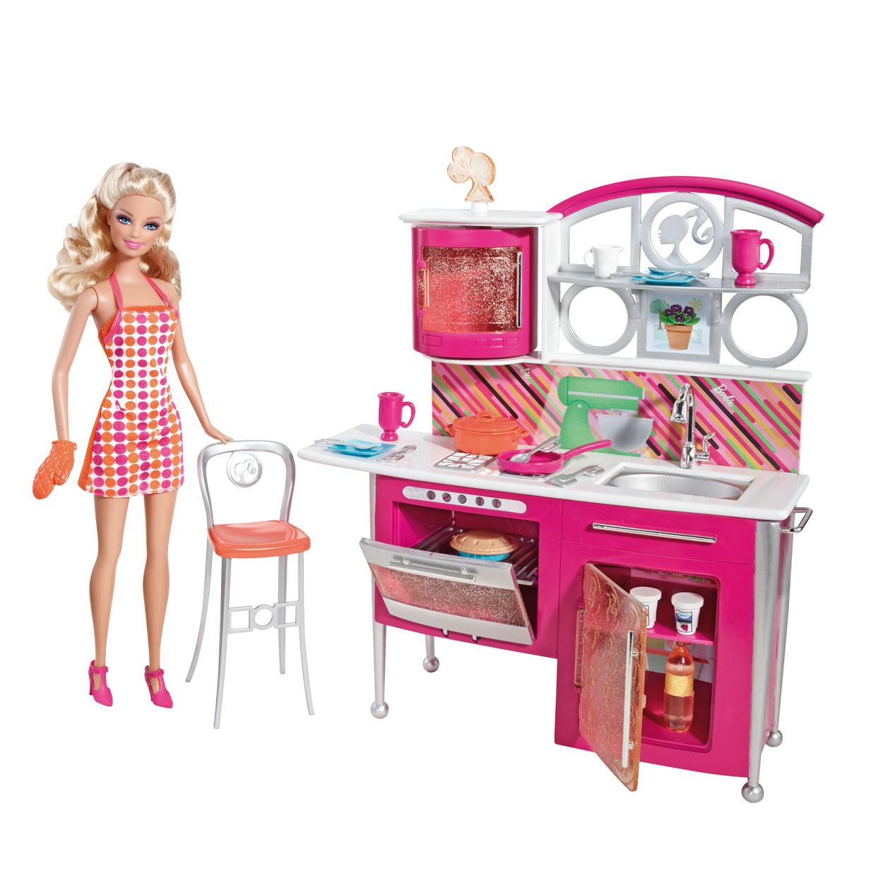 Luxe Keuken Kopen : Barbie Keuken de Luxe online kopen Lobbes.nl
