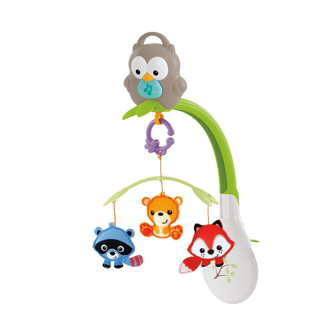 Fisher Price Woodland Mobiel, 3in1