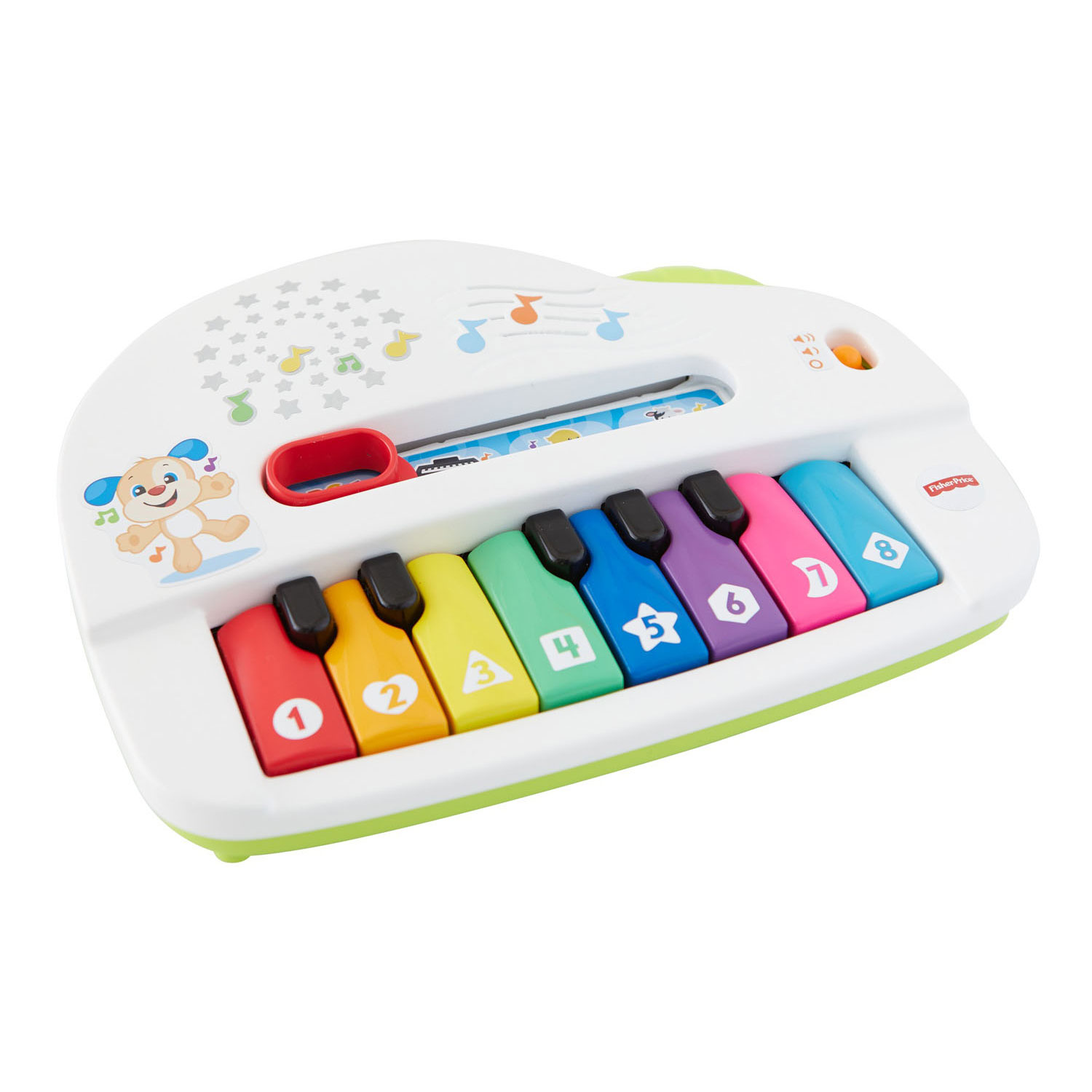 Fisher Price Leerplezier - Puppy's Piano