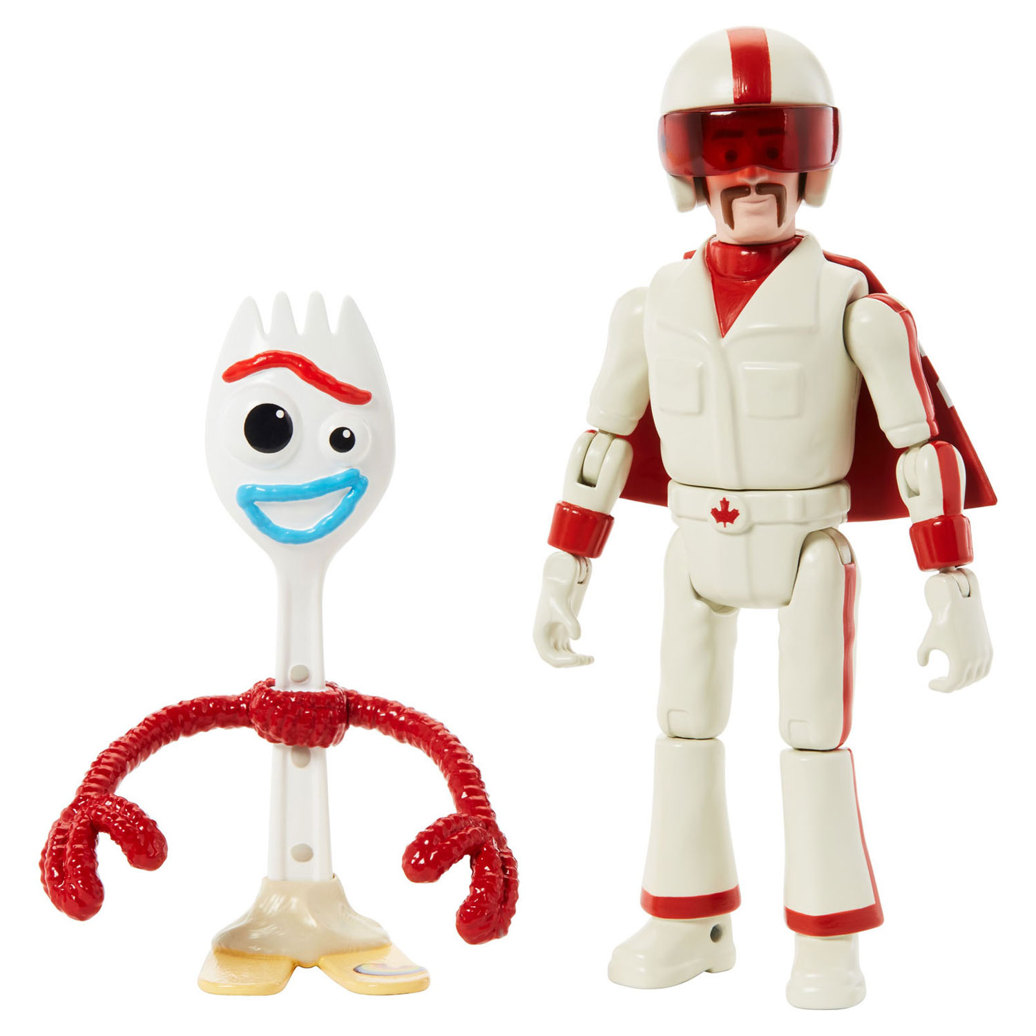 Toy Story 4 - Forky & Duke Caboom
