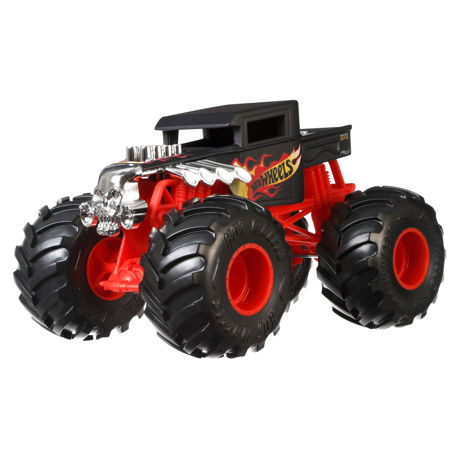 Hot Wheels Monster Truck - Bone Shaker