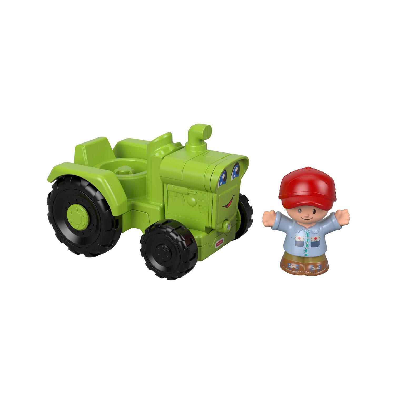 Little People kleine voertuigen