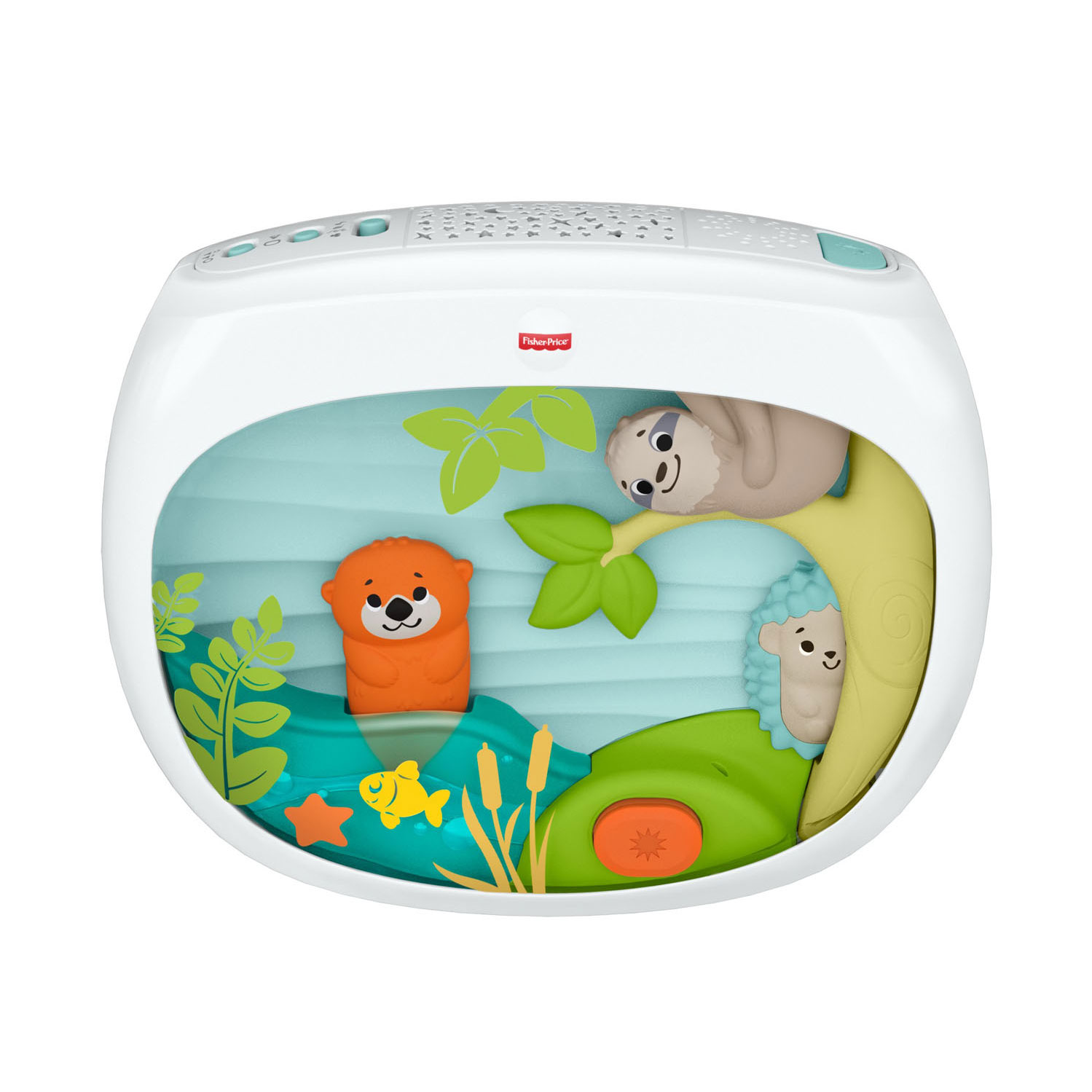 Fisher Price Settle & Sleep - Projectie Sluimerkastje