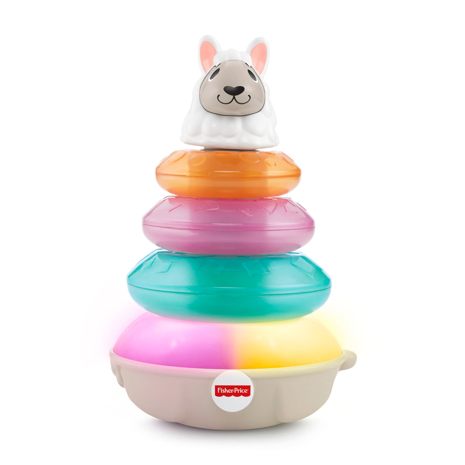 Fisher Price Linkimals - Licht en Kleuren Lama