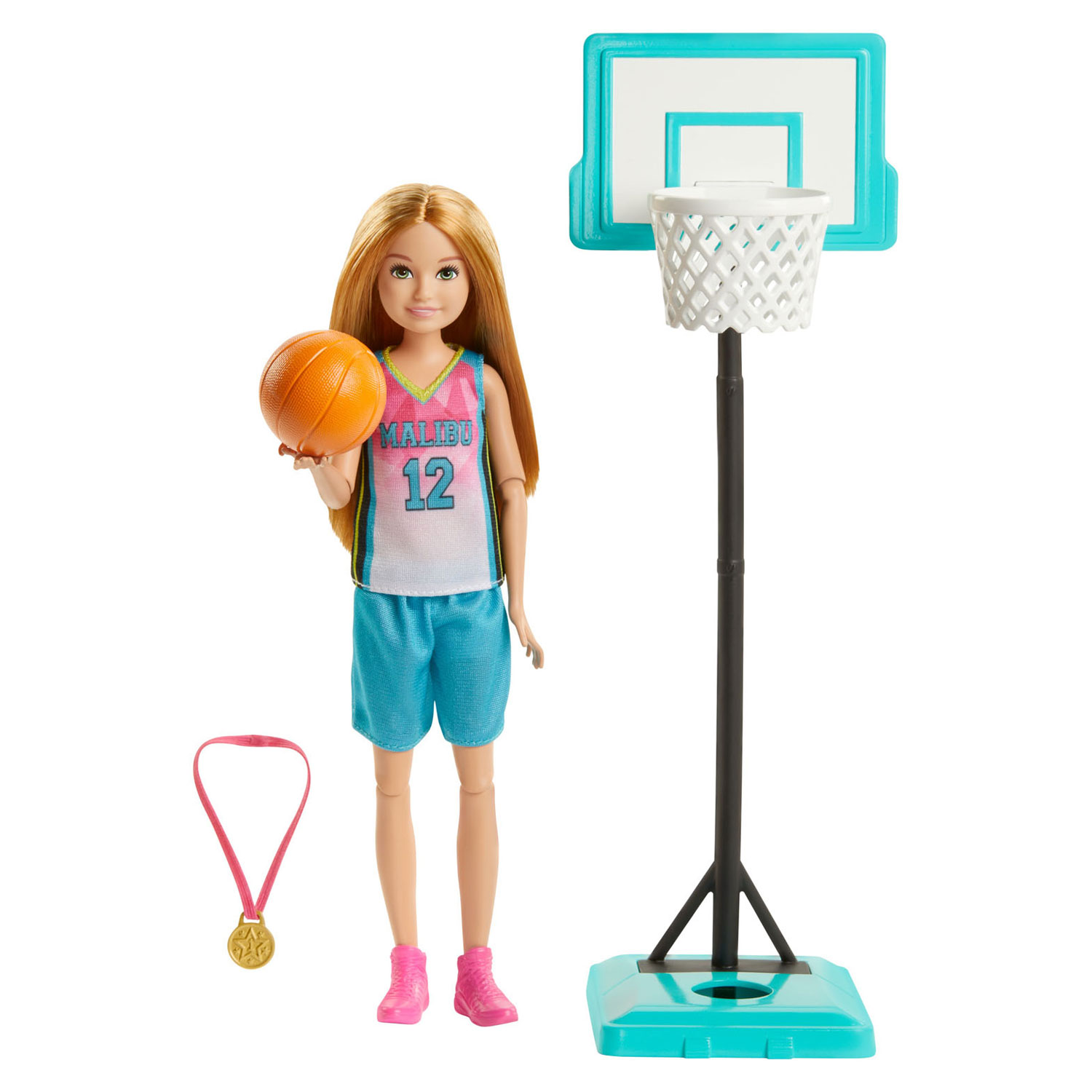 Barbie Dreamhouse Adventures Basketbalspeler Stacie