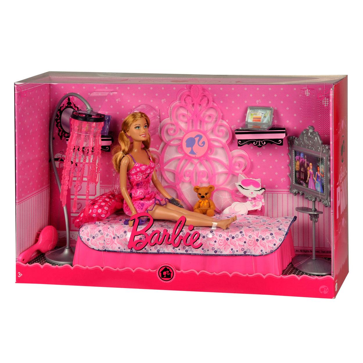 Barbie Meubels En Pop Online Kopen Lobbes Nl