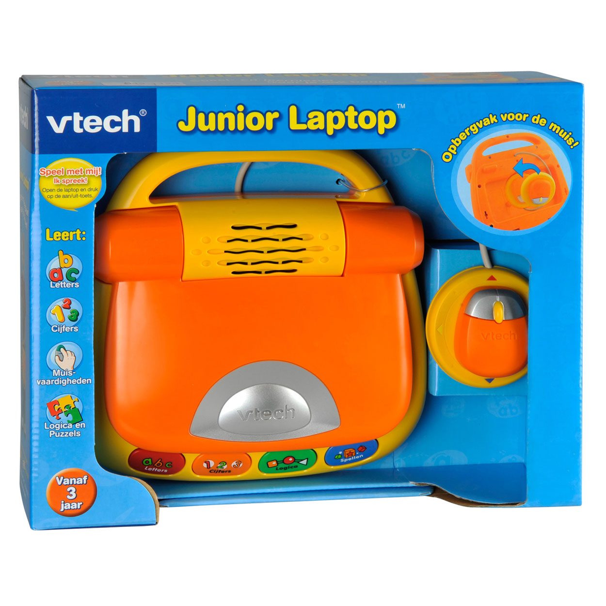 Verbazingwekkend VTech Junior Laptop online kopen   Lobbes Speelgoed DB-27