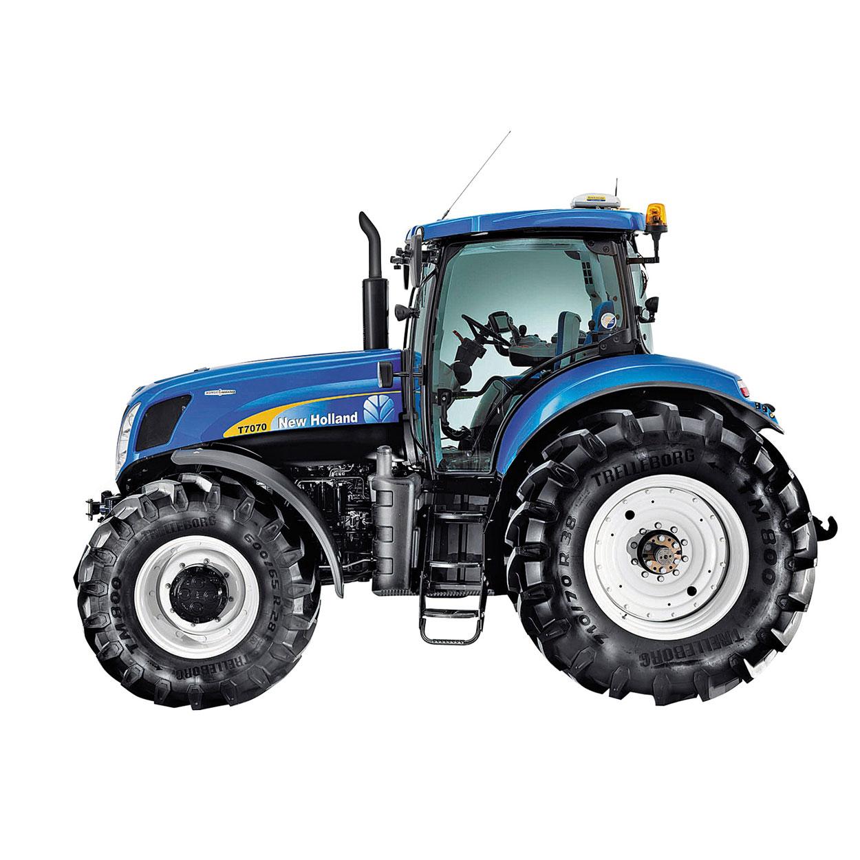 siku 1869 traktor new holland t7070 1 87 online kopen. Black Bedroom Furniture Sets. Home Design Ideas