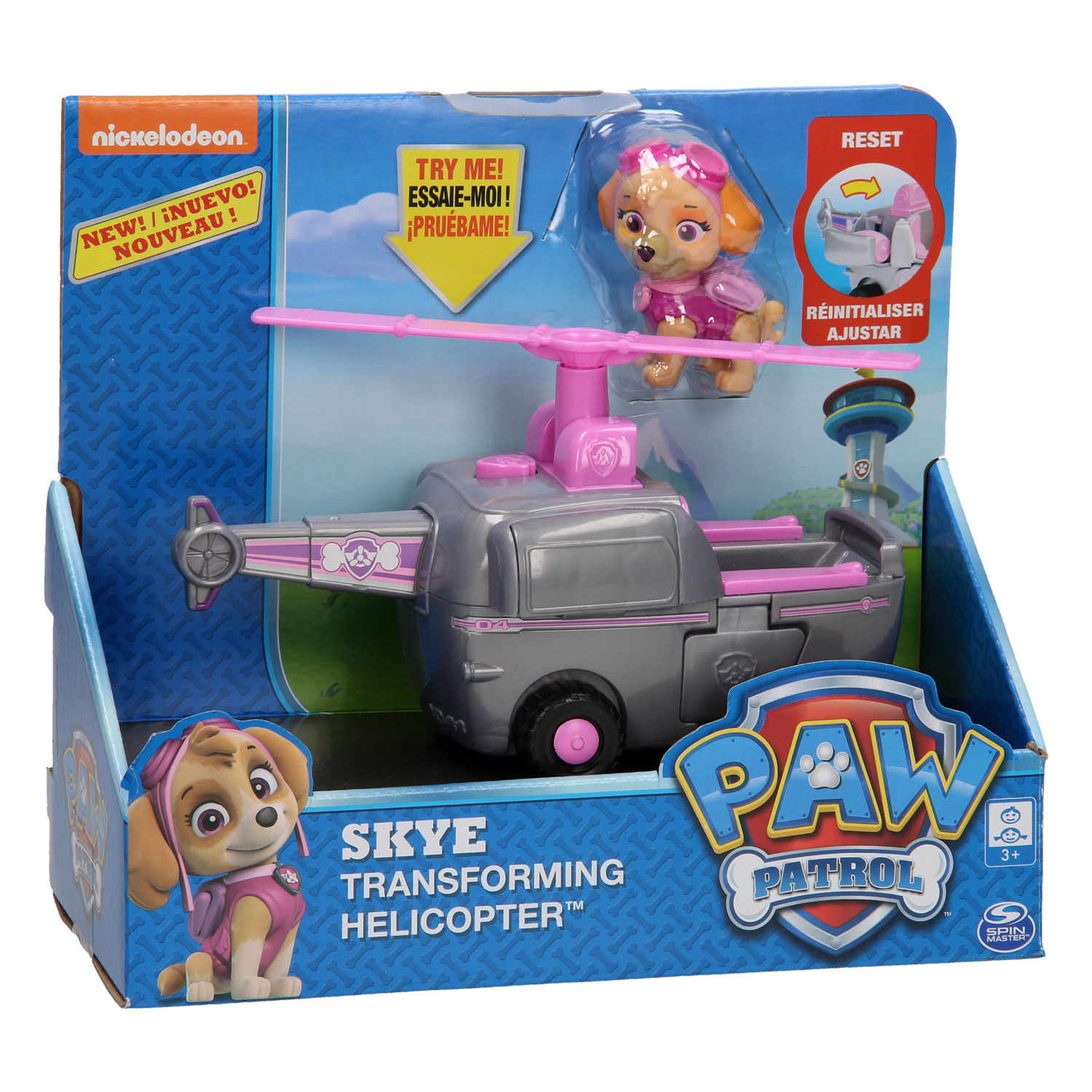 Paw Patrol - Skye's Transforming Helicopter