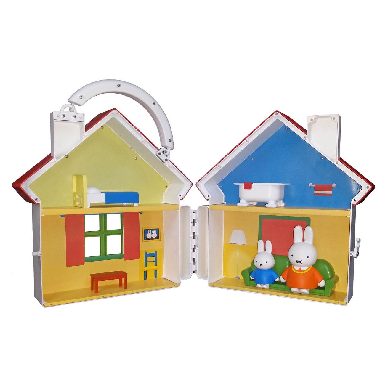 Onwijs Huis van Nijntje Speelset online kopen | Lobbes Speelgoed TD-66