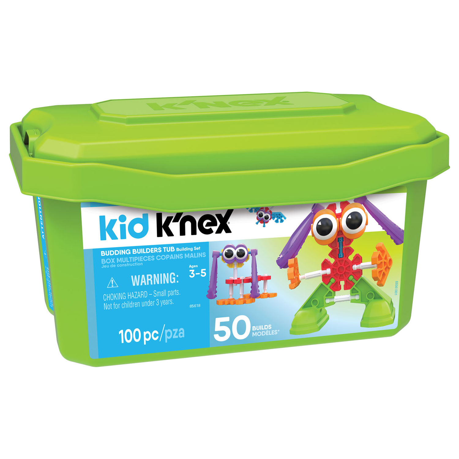 Kid K'Nex Budding Builders Startersbox
