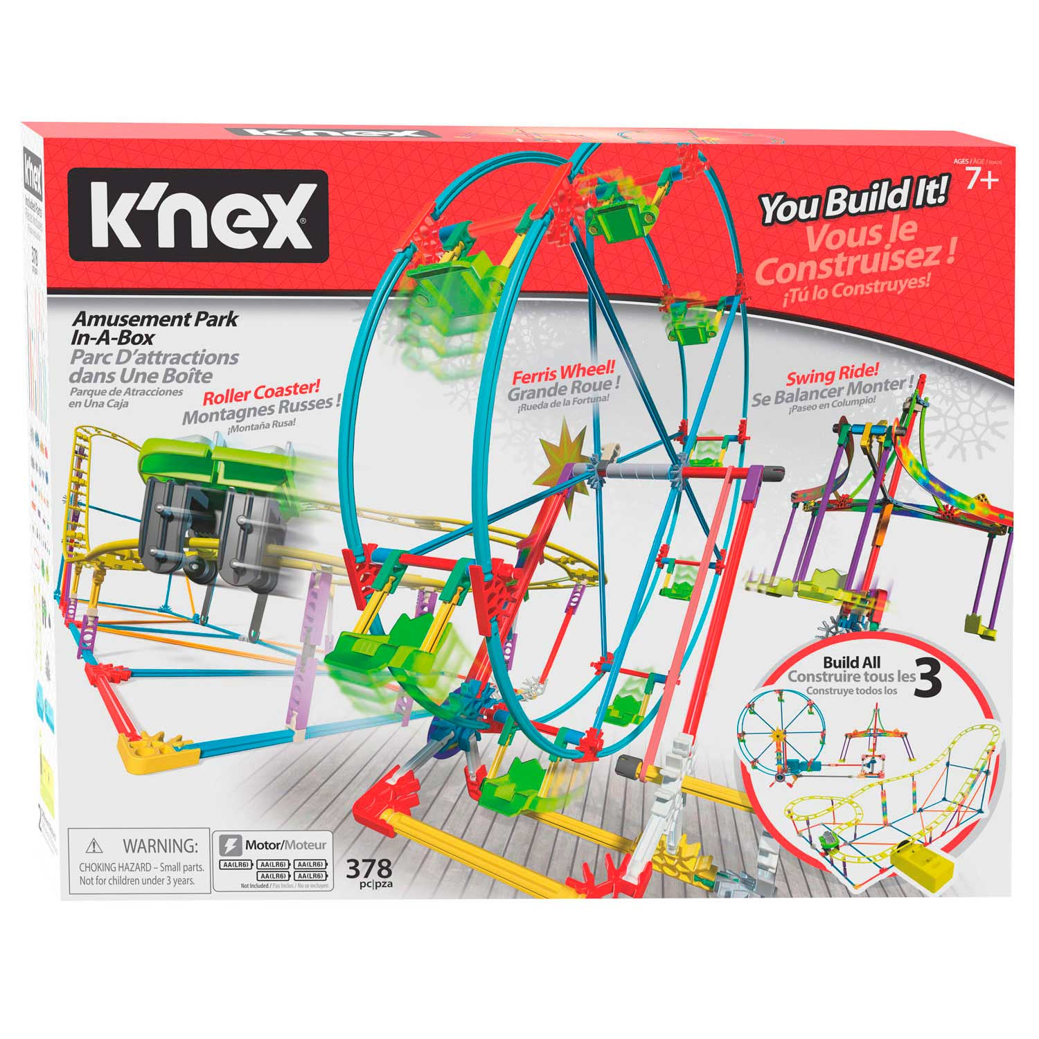 K'Nex Thrill Rides - Amusement Park