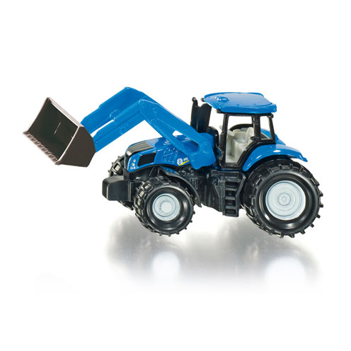 Siku 1355 New Holland met Frontlader