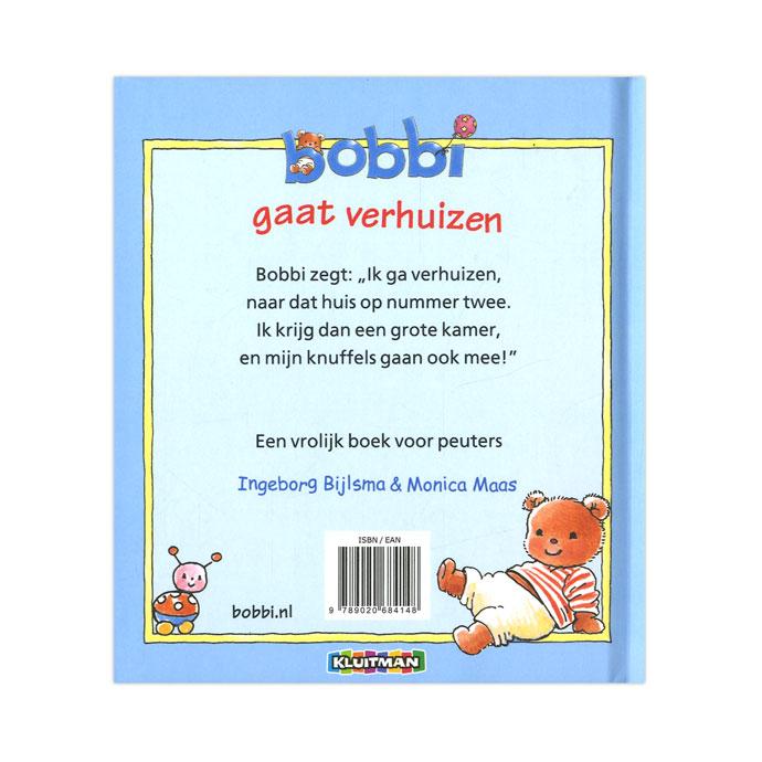 Bobbi gaat verhuizen online kopen for Ik ga verhuizen