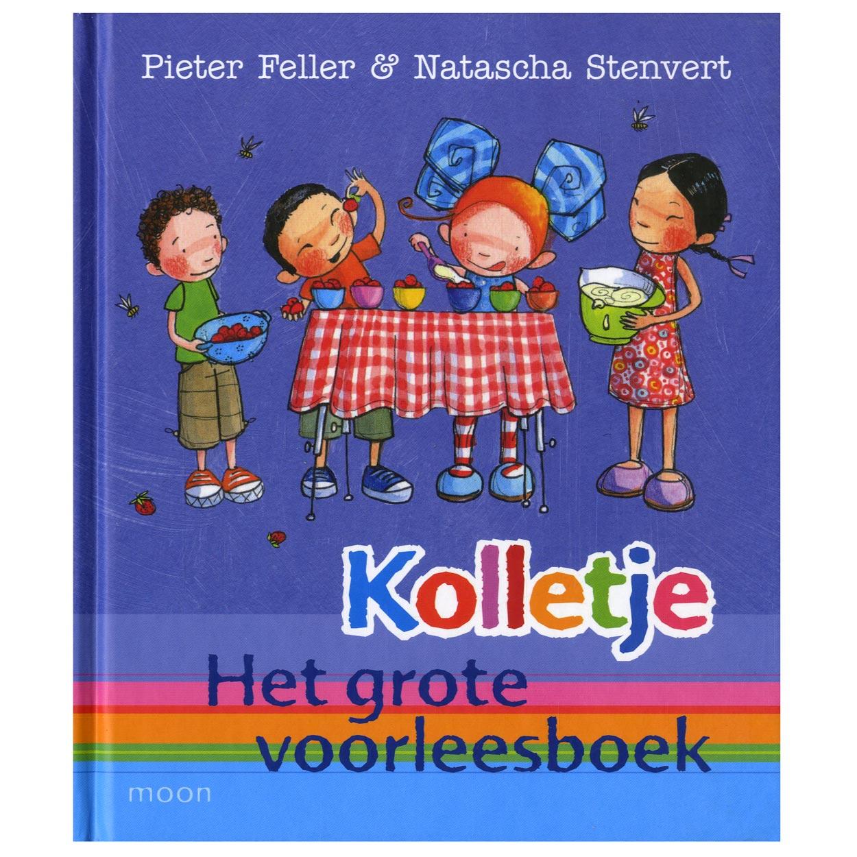Kolletje Het grote voorleesboek online kopen | Lobbes.nl