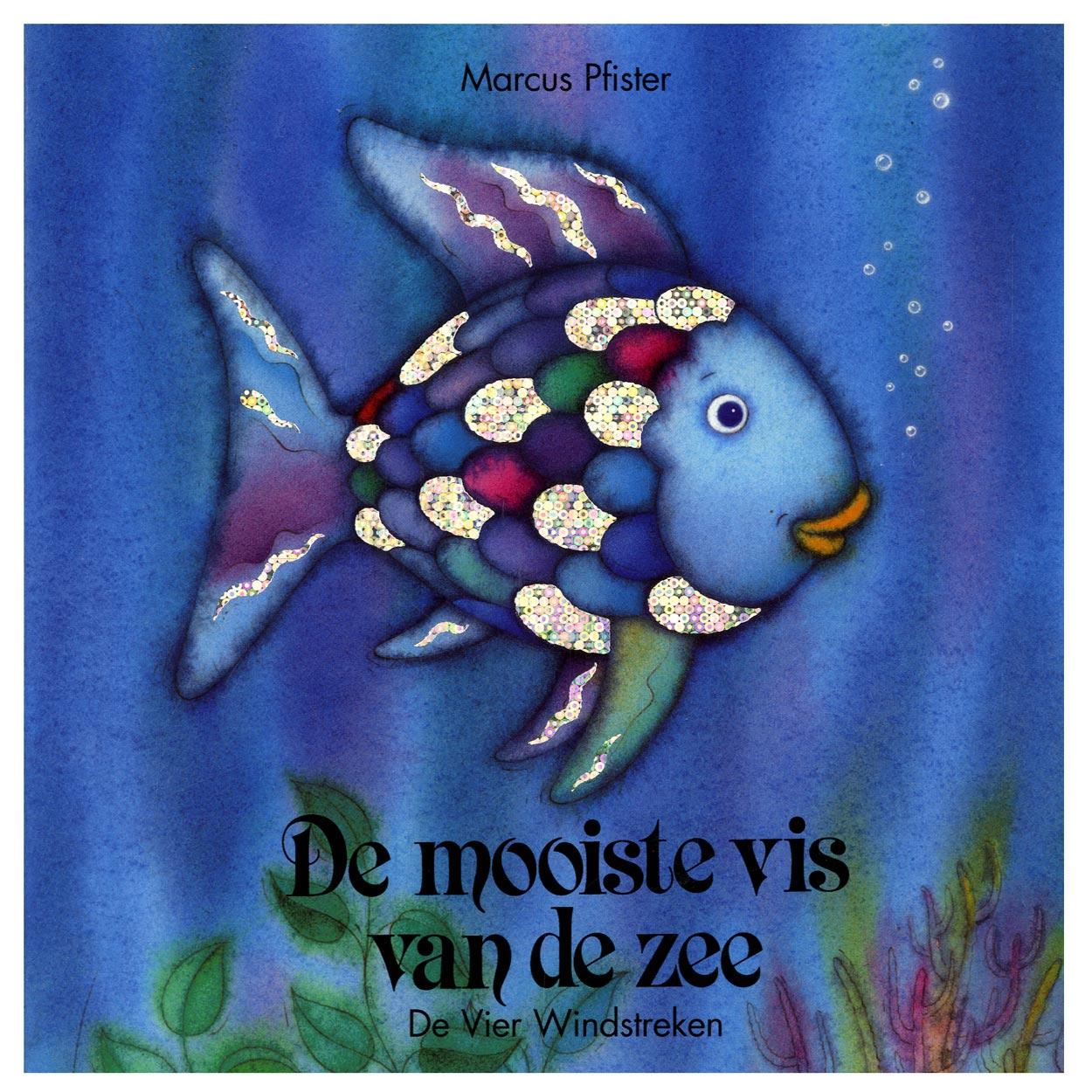 Groot Kartonboek De Mooiste Vis Van De Zee Online Kopen