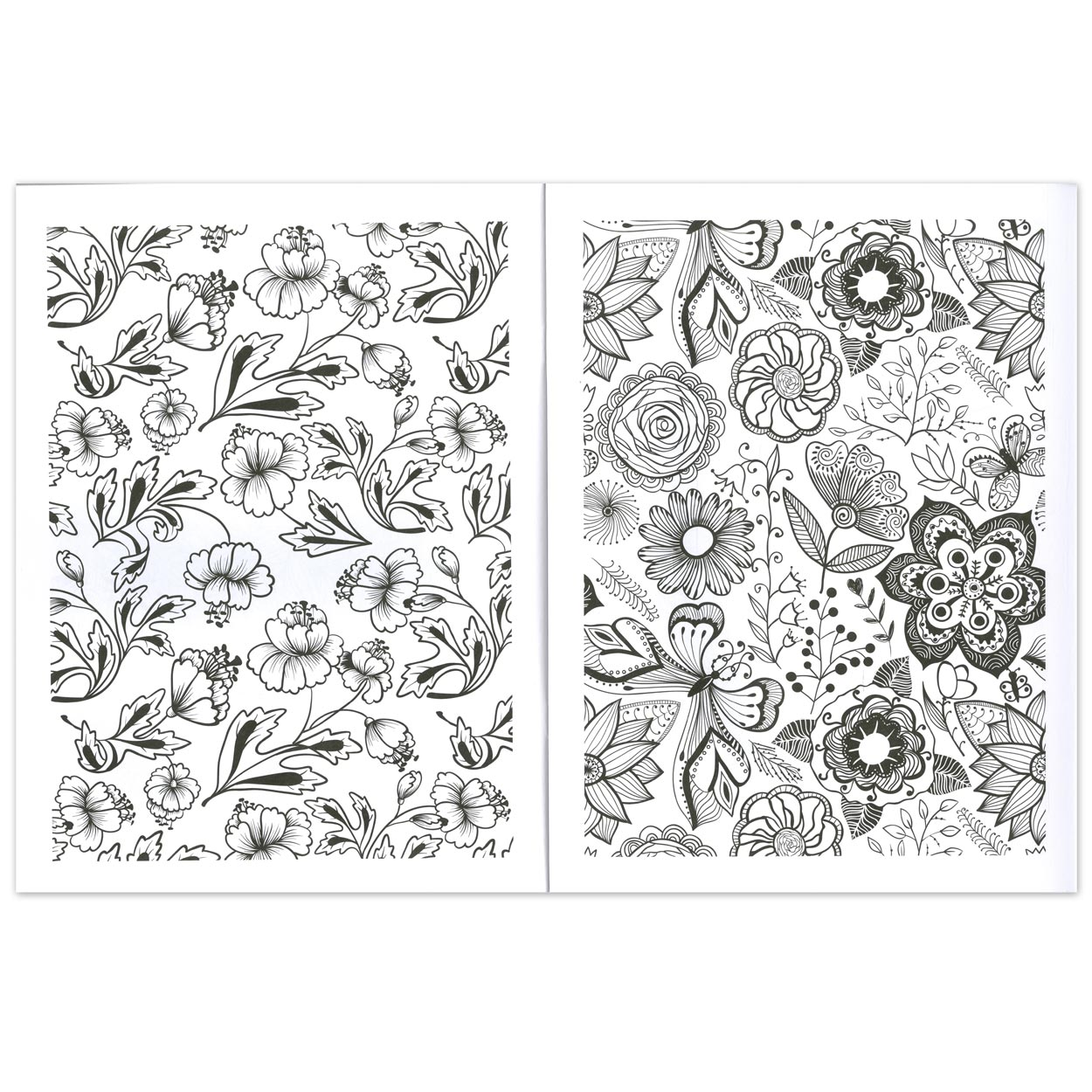 1000+ images about Kleurboek Volwassenen on Pinterest Coloring for adults, Adult coloring and ...