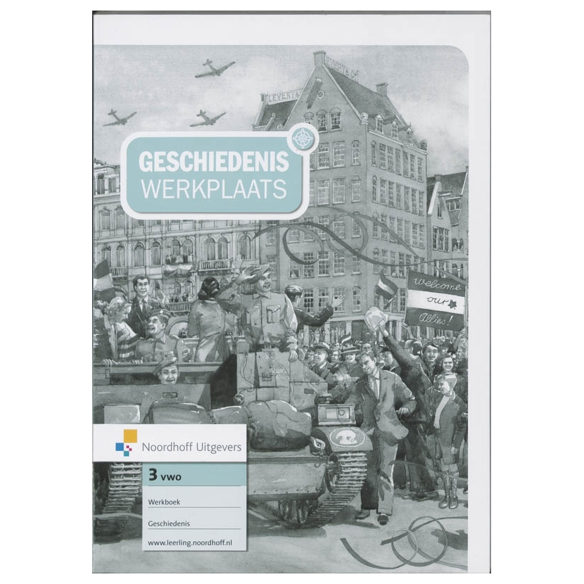 geschiedeniswerkplaats 3 vwo werkboek online kopen lobbesnl