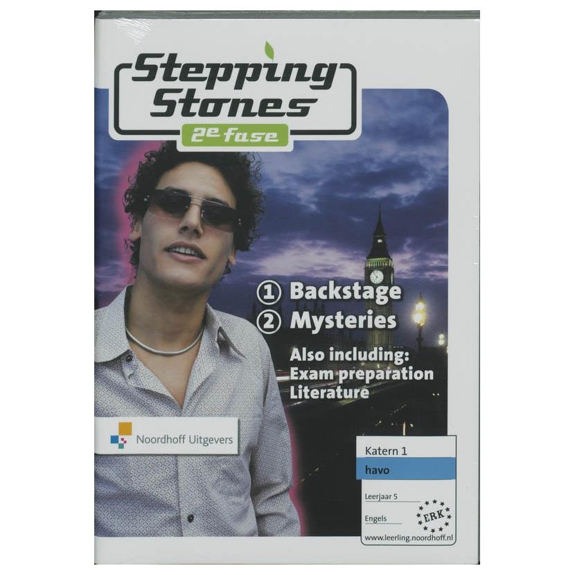 Stepping Stones Leerjaar 5 Havo Katern 1 + 2 online kopen ... Stepping Stones Online Noordhoff