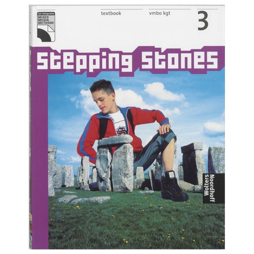Stepping Stones 3 vmbo kgt tekstboek online kopen | Lobbes.nl Stepping Stones Online Noordhoff