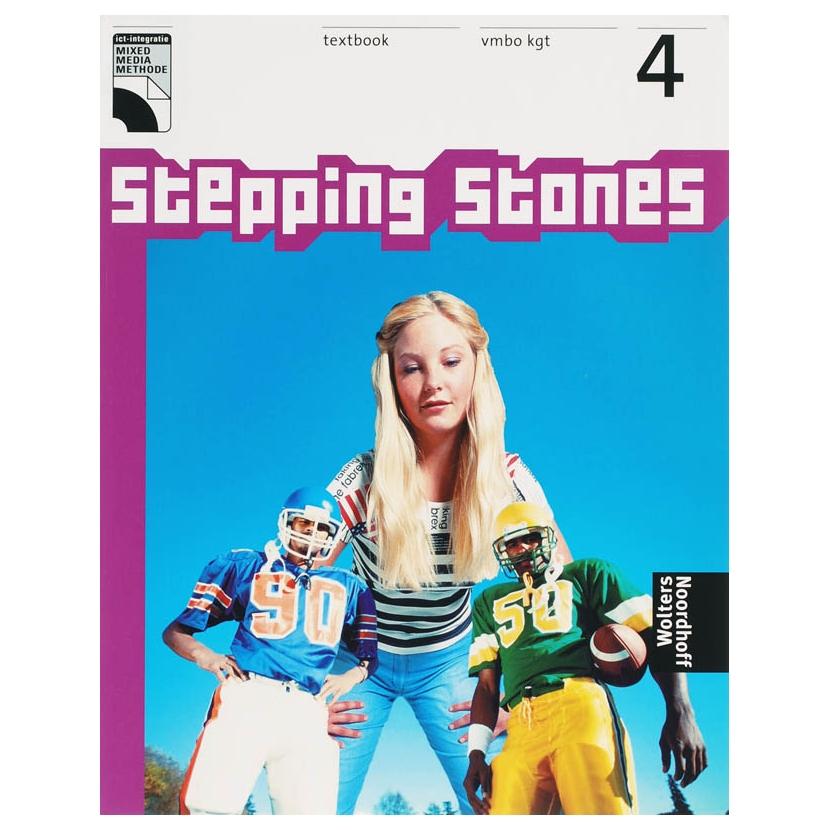 Stepping Stones 3e Vmbo Kgt 4 online kopen | Lobbes.nl Stepping Stones Online Noordhoff