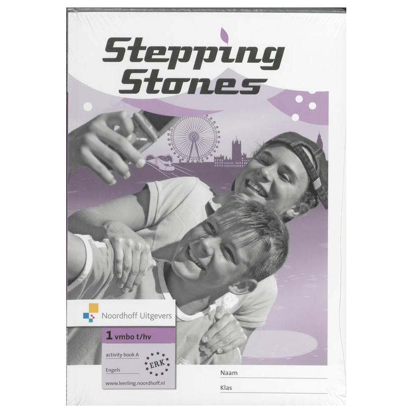 Stepping Stones 1 Vmbo t/hv Activity book A+B online kopen ... Stepping Stones Online Noordhoff