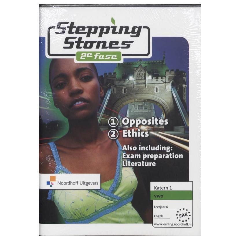 Stepping Stones Vwo Leerjaar 6 Engels Katern 2 online ... Stepping Stones Online Noordhoff