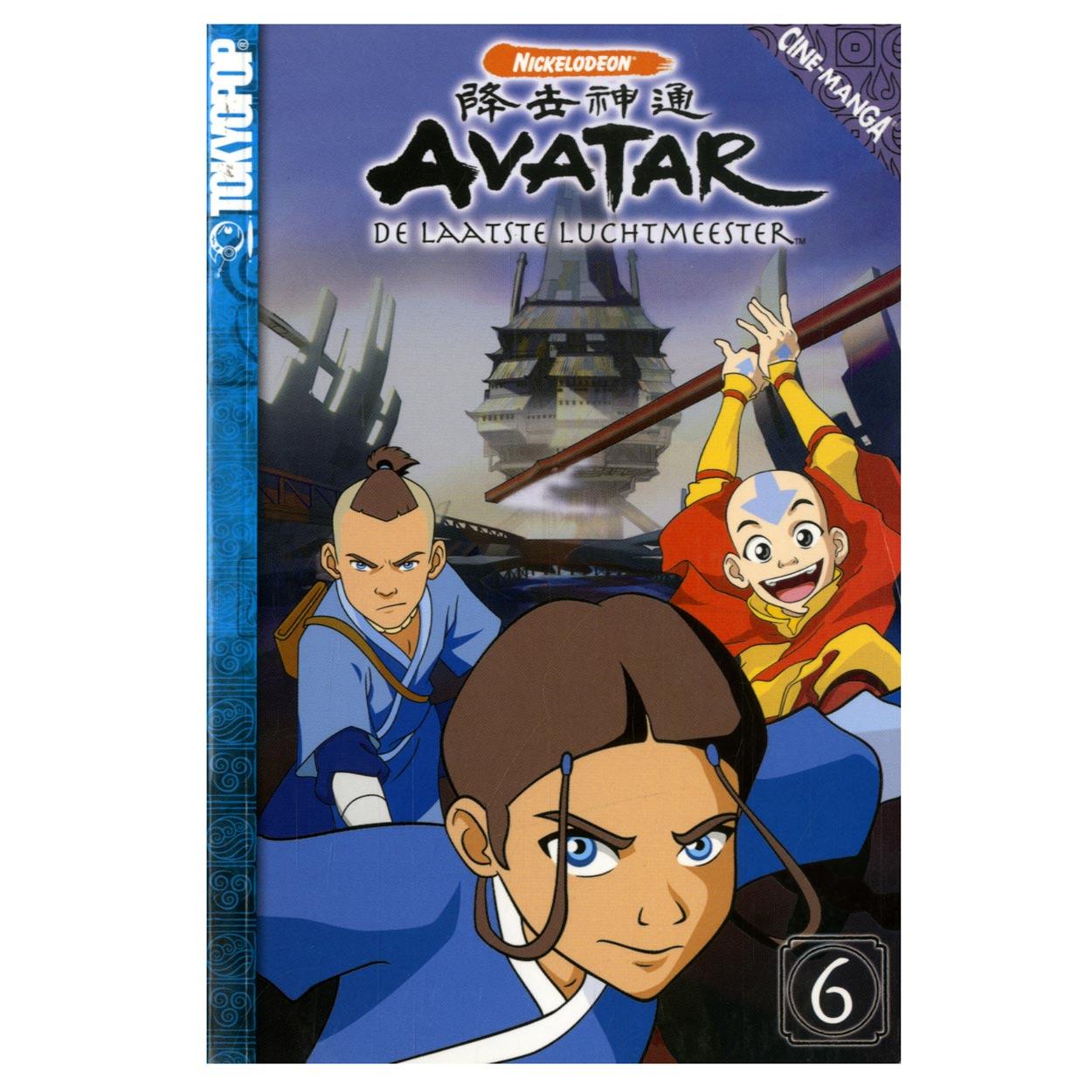 Avatar 6: Avatar 6 De Laatste Luchtmeester Online Kopen