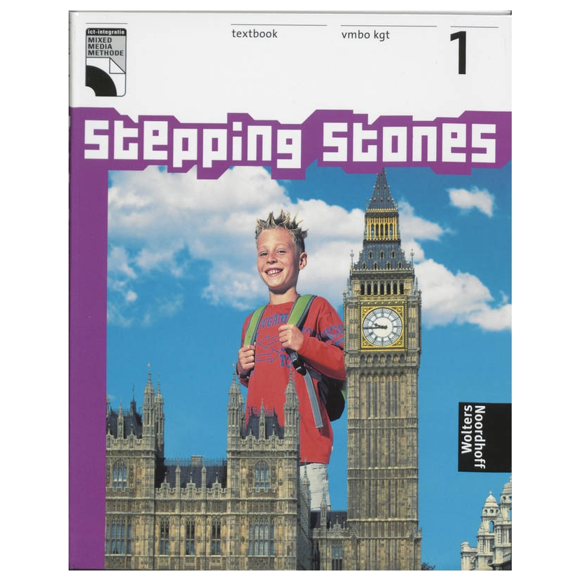Stepping Stones 1 Vmbo kgt Textbook online kopen | Lobbes.nl Stepping Stones Online Noordhoff