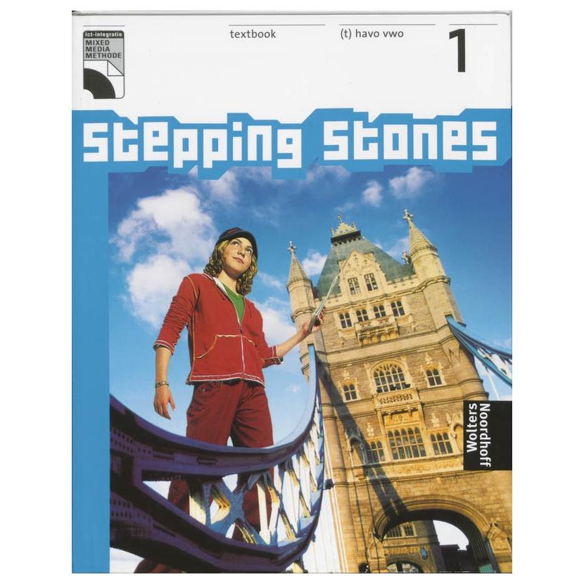 Stepping Stones 1 (T) havo vwo Textbook online kopen ... Stepping Stones Online Noordhoff