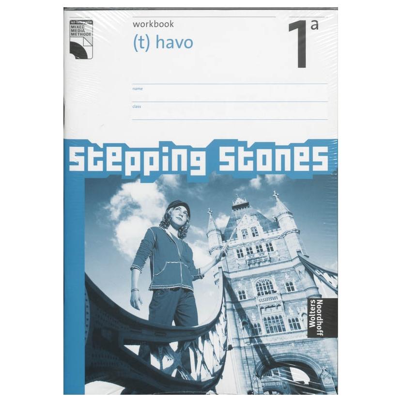 Stepping Stones set 1a+b (t)havo Workbook online kopen ... Stepping Stones Online Noordhoff
