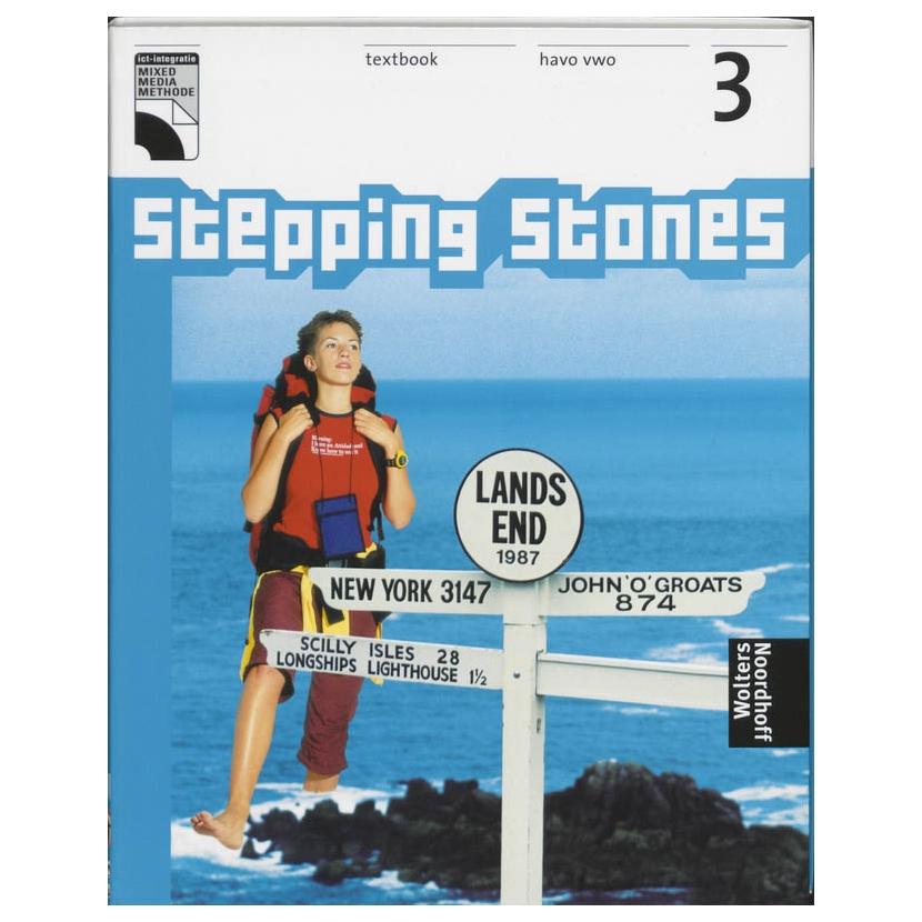 Stepping Stones 3 Havo/vwo Textbook online kopen   Lobbes.nl Stepping Stones Online Noordhoff