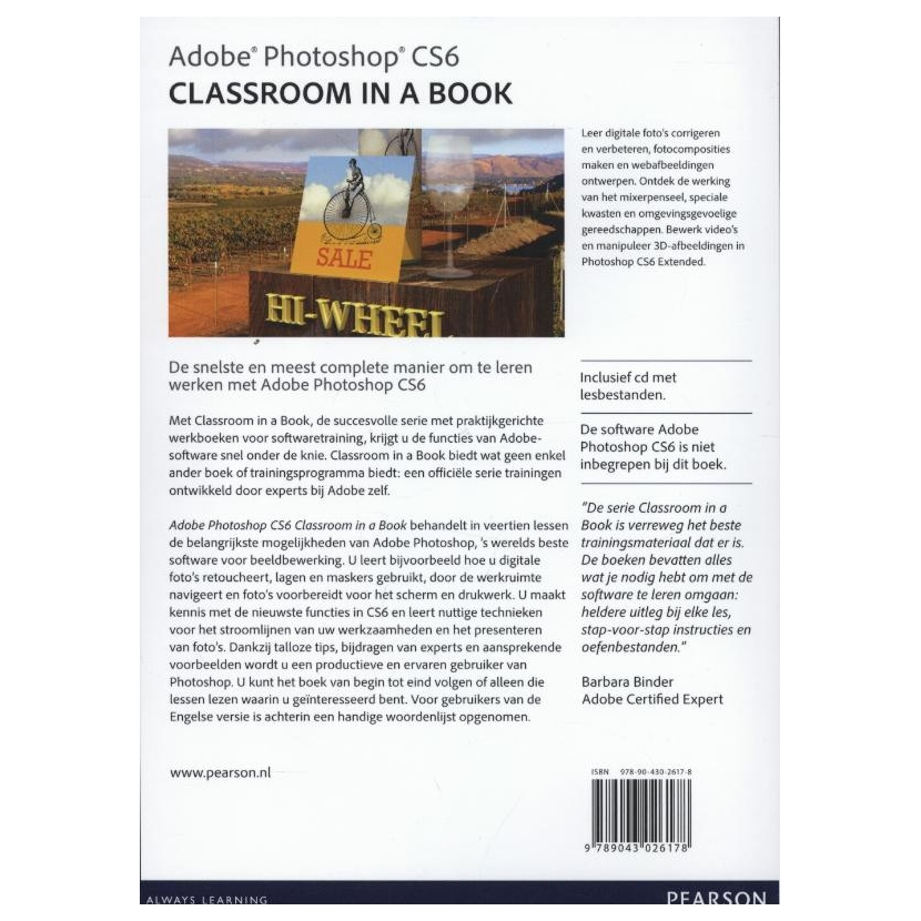 Classroom in a Book Series | Adobe Press