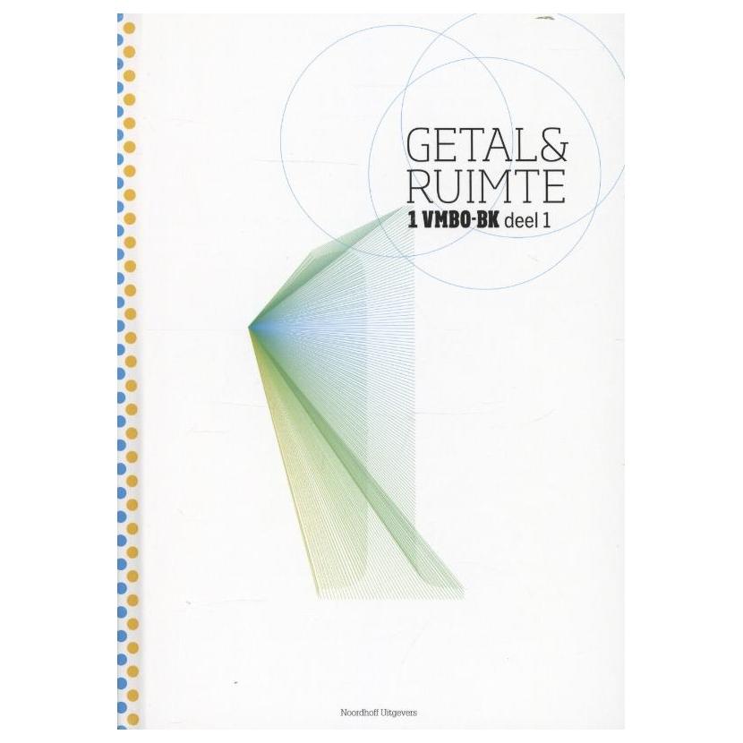 wiskunde boek getal en ruimte