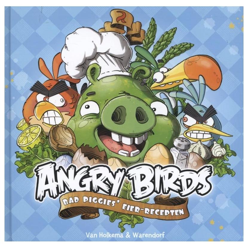angry birds bad piggies eierrecepten online kopen lobbesnl