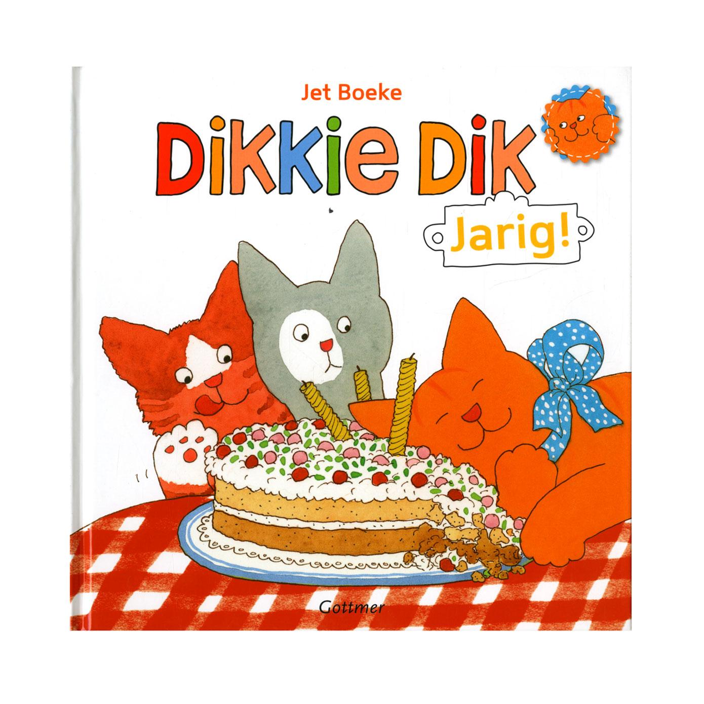 dikkie dik jarig Dikkie Dik jarig online kopen   Lobbes.nl dikkie dik jarig