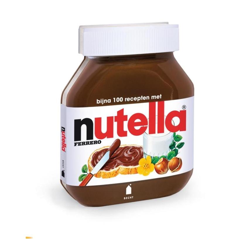 bijna 100 recepten met nutella online kopen. Black Bedroom Furniture Sets. Home Design Ideas
