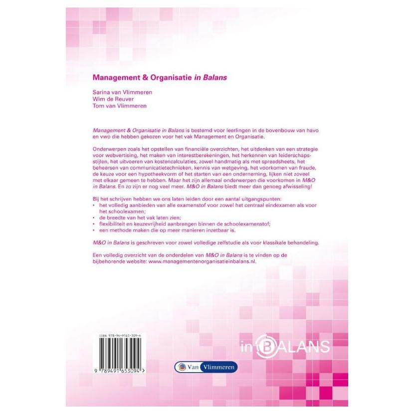 management en organisatie