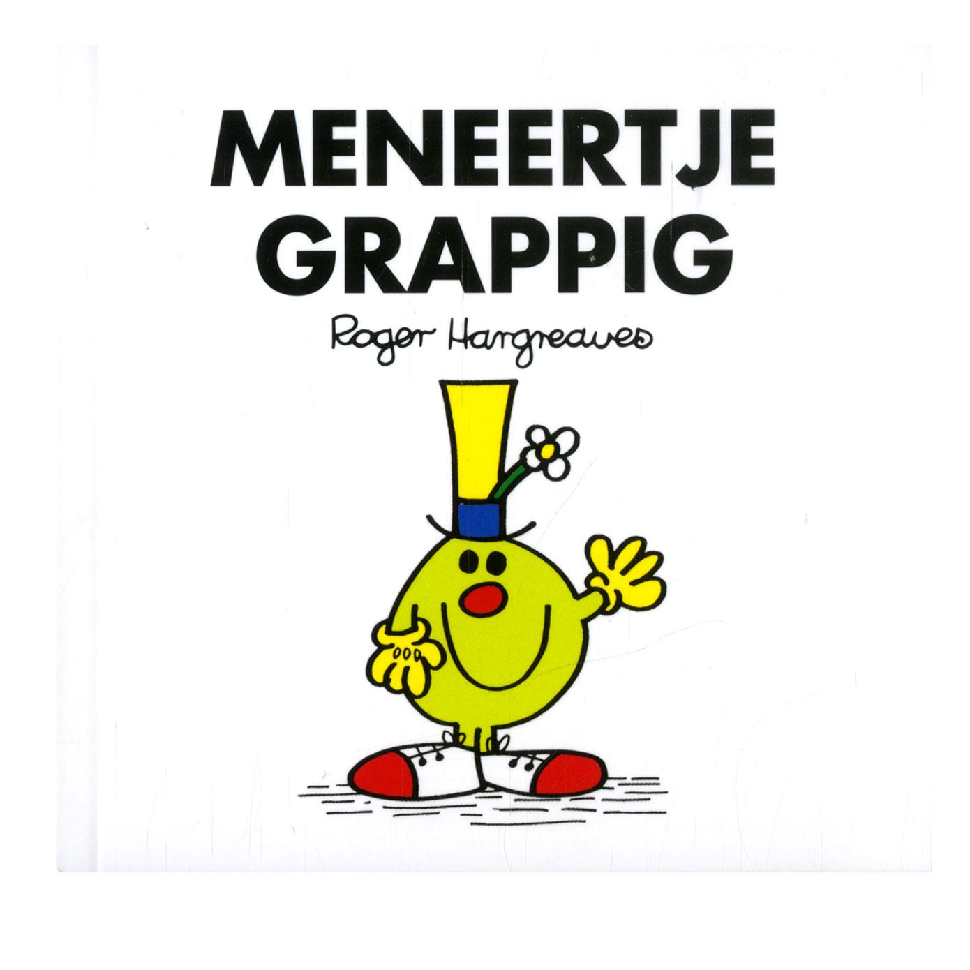 Meneertje Grappig Online Kopen Lobbes Nl